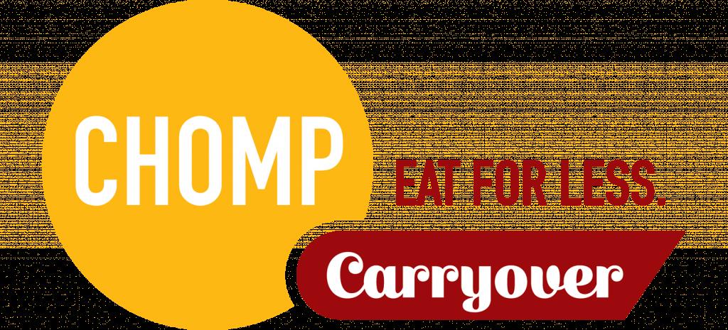 Chomp Carryover logo