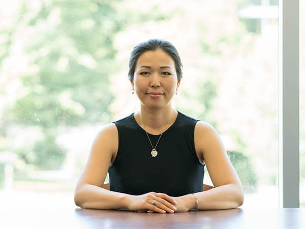 Photo of Jane Sunwoo, UBC Food Services