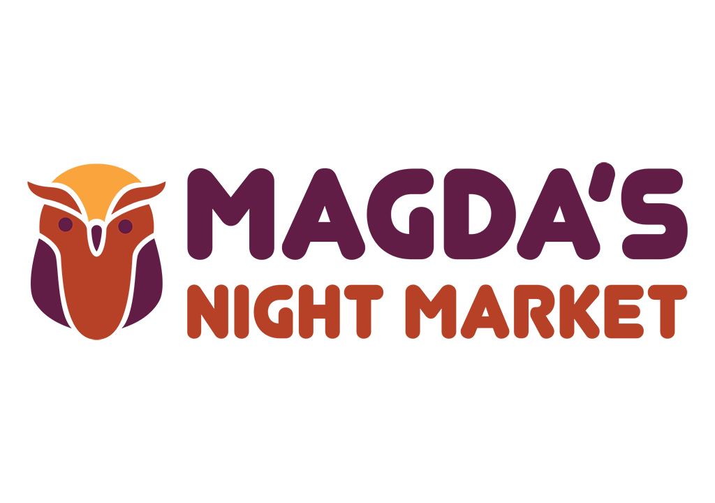 Magda's Night Market logo