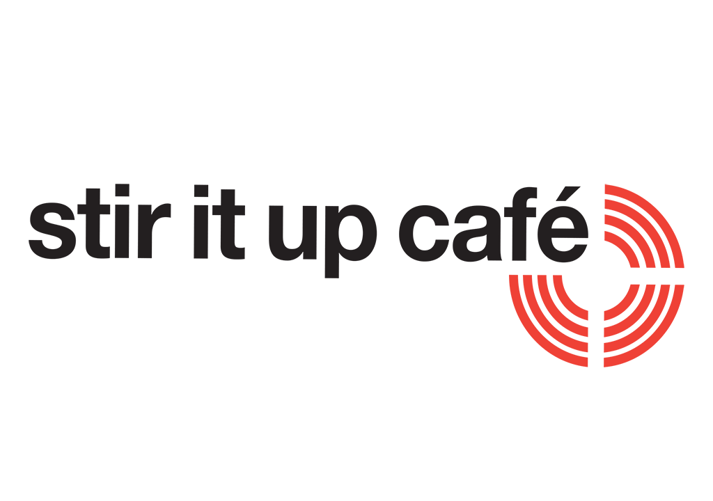 Stir It Up Cafe logo