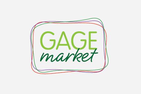 Gage market logo
