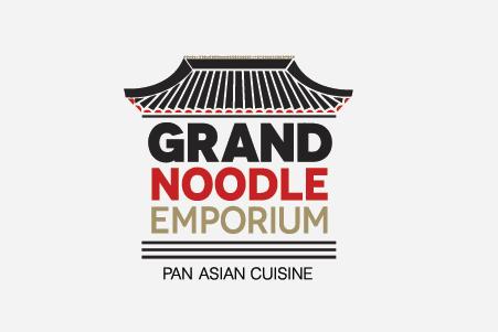 Grand Noodle Emporium Logo