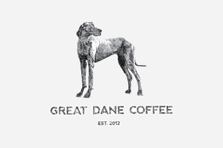 Great Dane Coffee logo