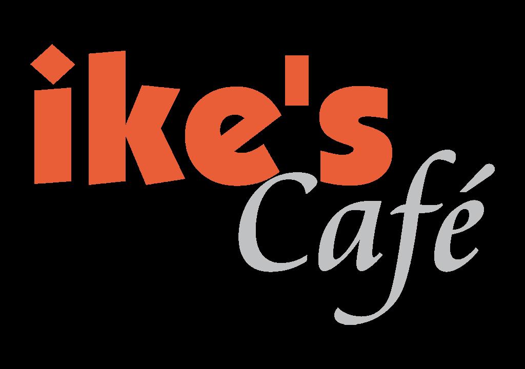Ike's Cafe logo