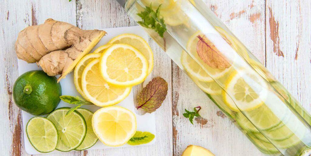 Infused Water - Lemon/Lime