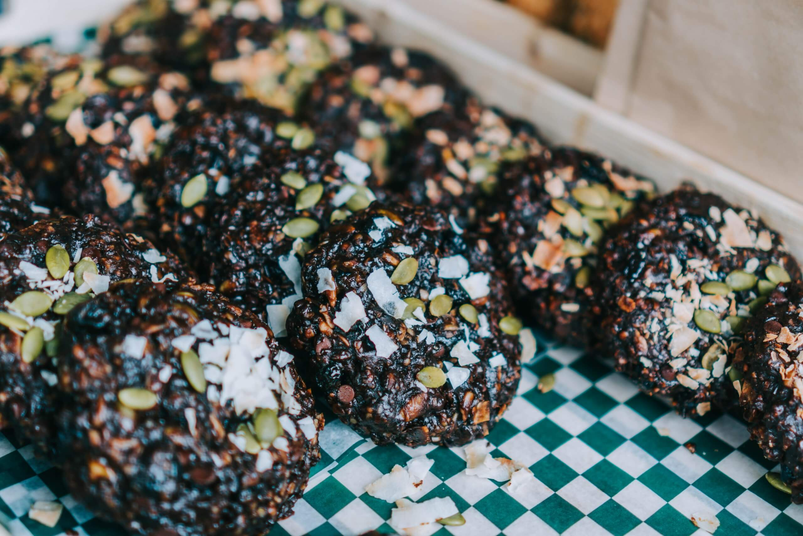 BC Blueberry Power Cookies – FOOD AT UBC VANCOUVER