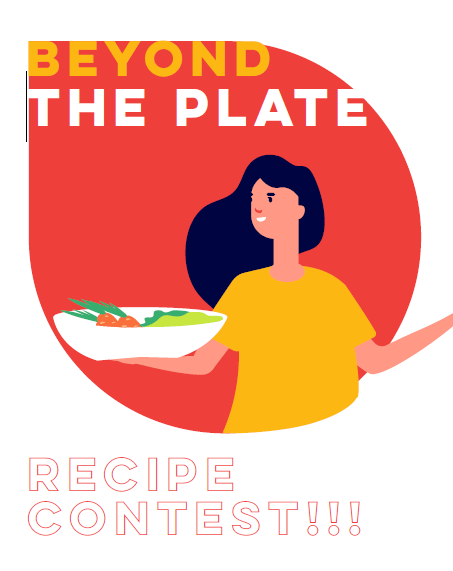 beyond the plate recipe contest
