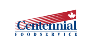 Centennial Food Service logo