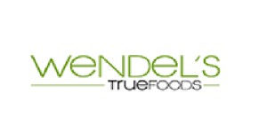 Wendel's True Foods logo